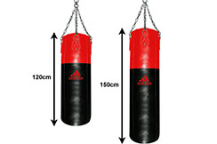 Punching bag, Leather - ADIBAC14, Adidas