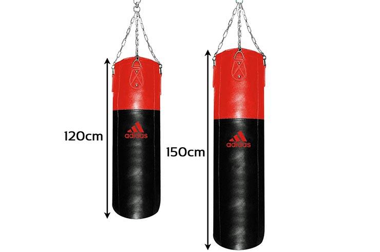 Punching bag, Leather - ADIBAC14, Adidas