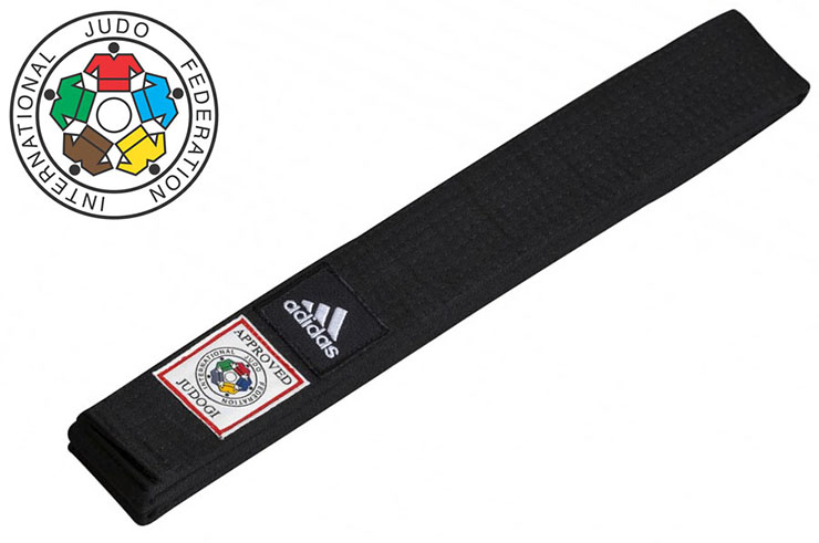 Belt for International Championchip IJF - ADIB242J, Adidas