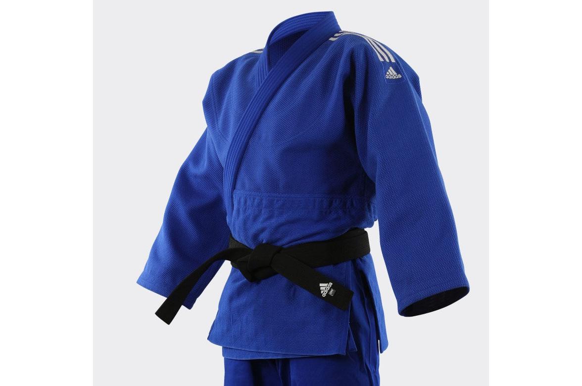 buy popular b8be8 7375a ... Kimono de judo J990, Millenium BLEU, Adidas ...