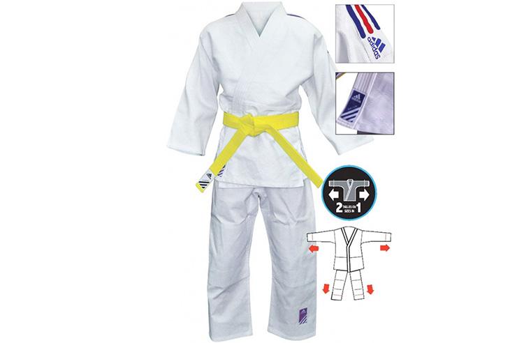 Kimono Evolution, Adidas J250E