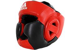 Casco integral de Cuero, Pro - ADIBHG041, Adidas