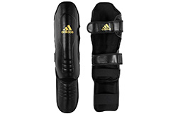 Espinilleras y Protector Pies, Gold - ADIGSS011, Adidas