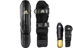 Protège Tibias-Pieds - Gold ''adiGSS011'', Adidas