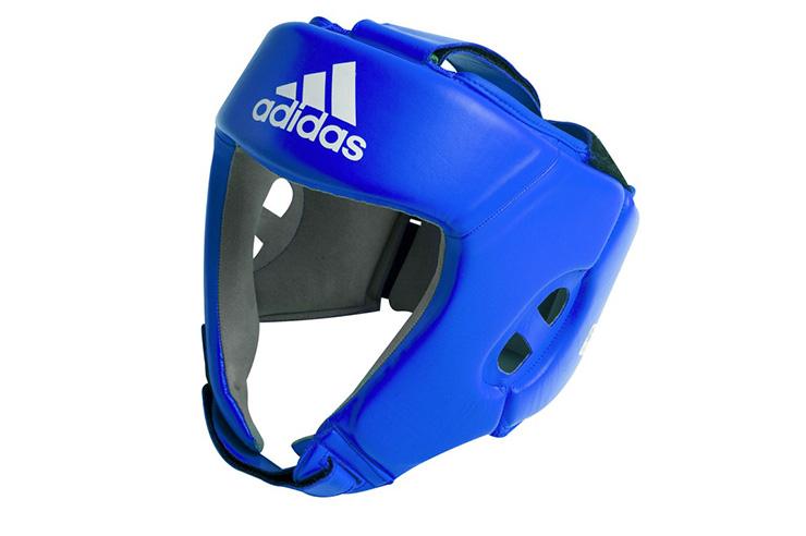 Casque AIBA Cuir Boxe Amateur, Adidas AIBAH1