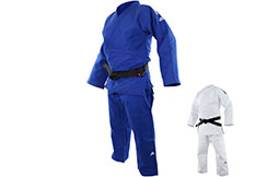 Kimono de Judo, Tradicional Japonés J-IJF, Adidas