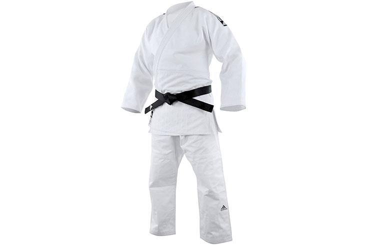 Kimono de Judo, Japonais J-IJF, Adidas