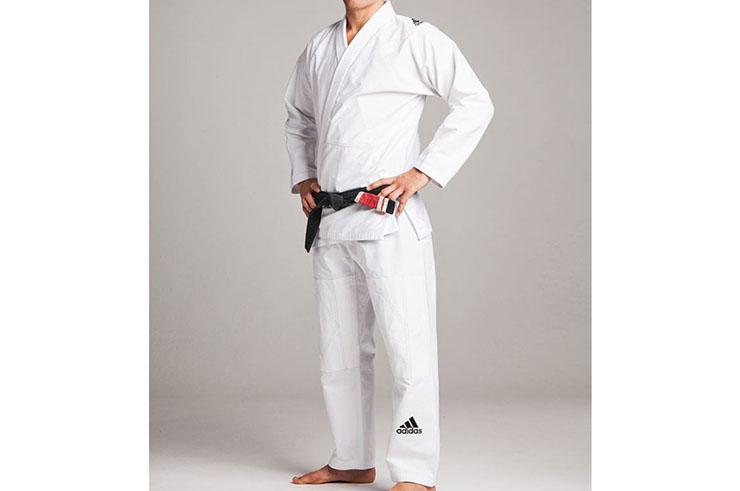Ju-Jitsu Kimono - White JJ350, Adidas
