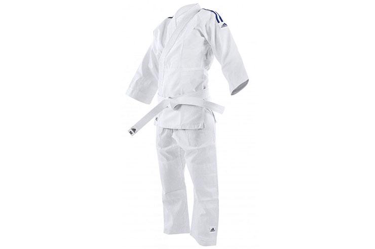 kimono de judo evolution adidas j200e. Black Bedroom Furniture Sets. Home Design Ideas