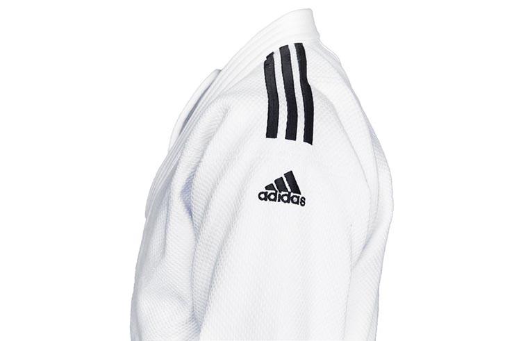 Kimono de Judo, Champion II - Blanco J-IJF , Adidas