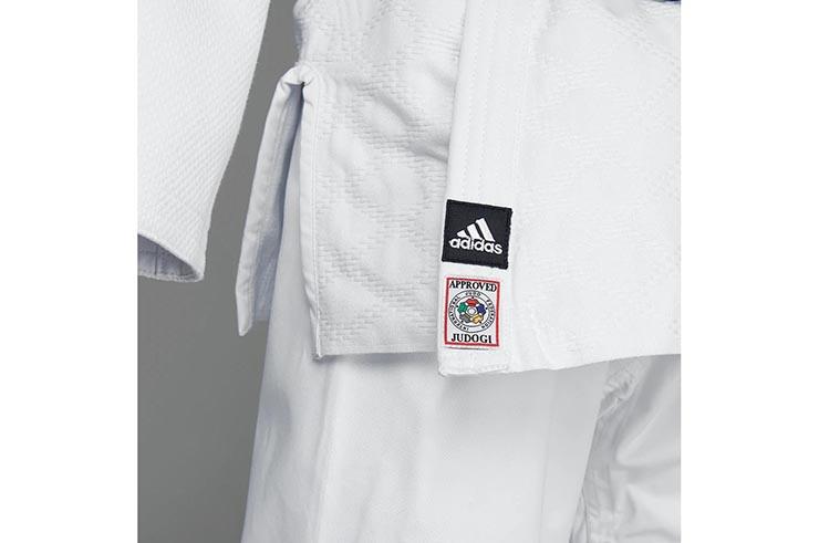 Kimono de Judo, Champion II - Blanc J-IJF, Adidas