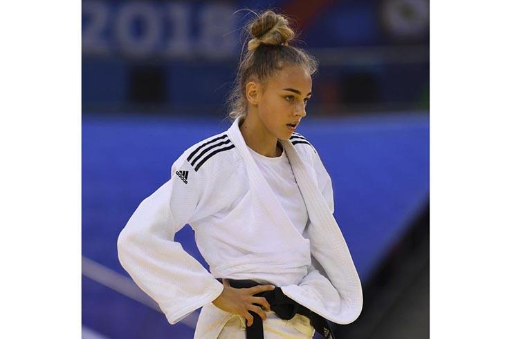 Kimono de Judo, Champion II - Blanc J-IJF , Adidas