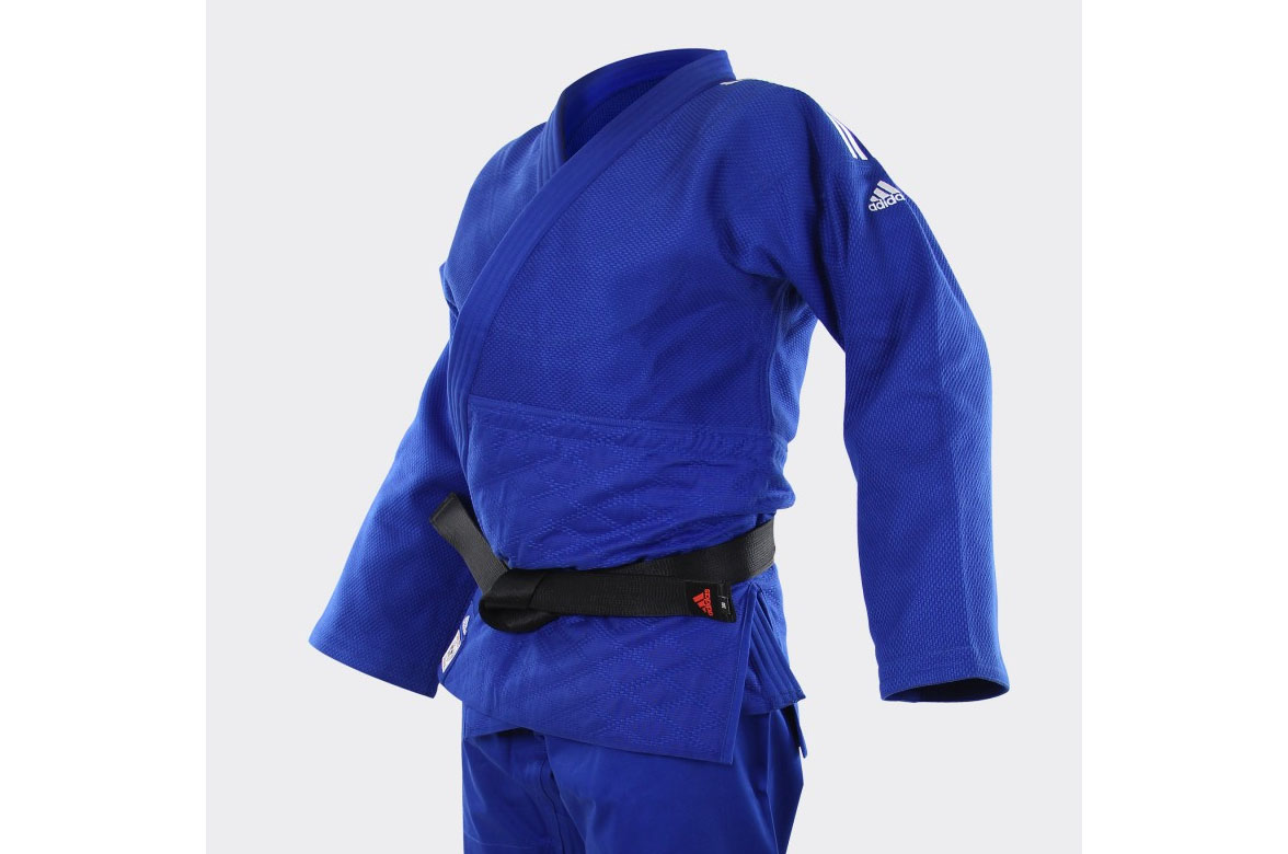 top quality popular stores save up to 80% Kimono de Judo, Champion II - Bleu J-IJFB , Adidas - DragonSports.eu