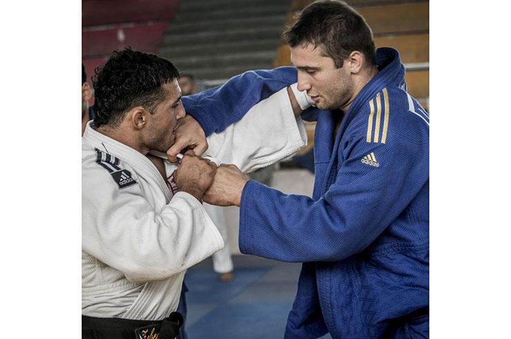 Kimono de judo, Champion II - Azul J-IJFB, Adidas