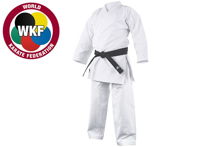 Kimono de Karate WKF, Kigai Coupe Japonaise - K888J, Adidas