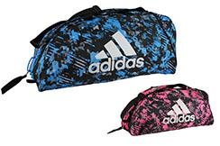 [End of series] Sports bag, Camo - ADIACC053, Adidas
