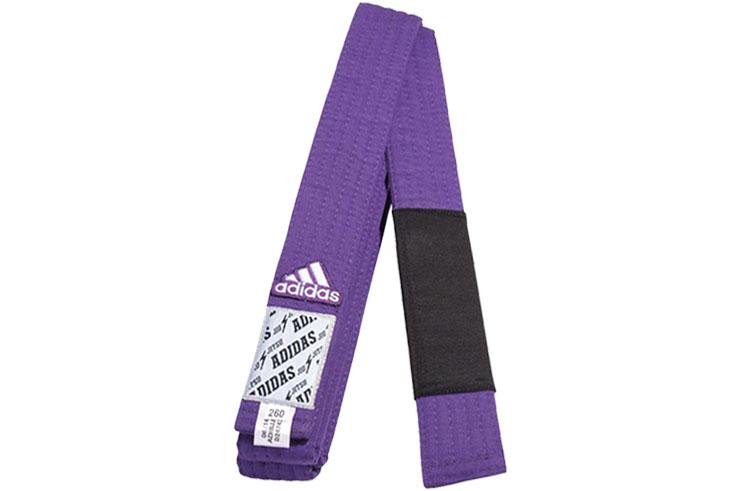 Cinturón de Ju Jitsu brasileño adiJJB, Adidas