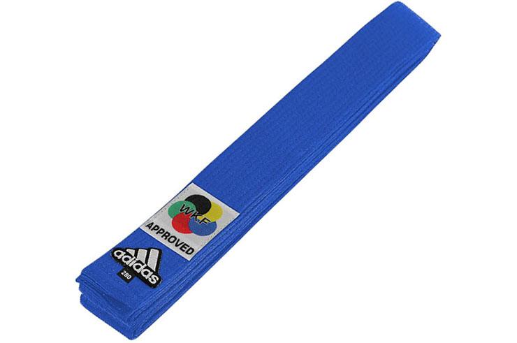 Belt for Karate WKF, Elite - ADIB242K, Adidas