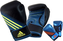 Gants Cuir Multi-boxe Speed ''ADISBG300'', Adidas
