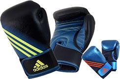 Gants multi boxe CUIR, ADISBG300, Adidas
