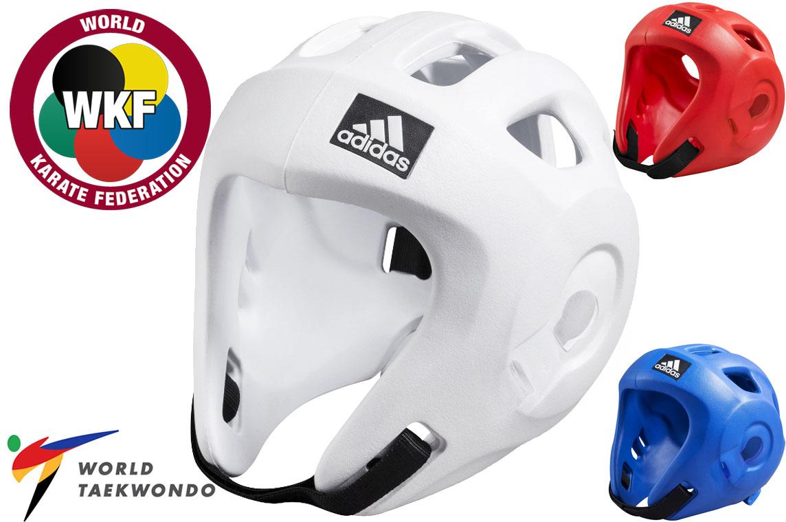 cafetería Perder la paciencia de repuesto  Helmet Adizero, WTF & WKF - ADIBHG028, Adidas - DragonSports.eu