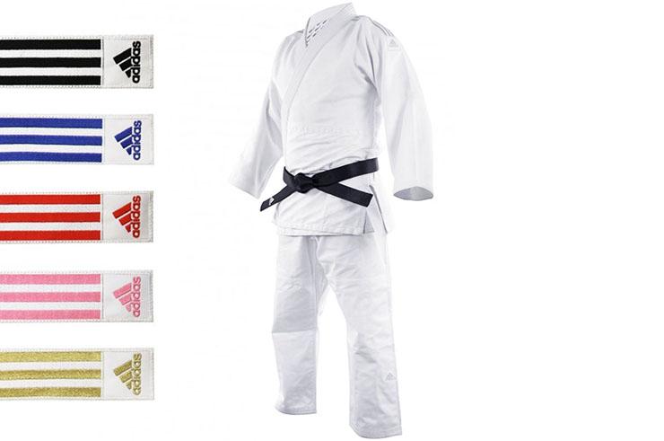Kimono de Judo, Competición - Quest J690P, Adidas