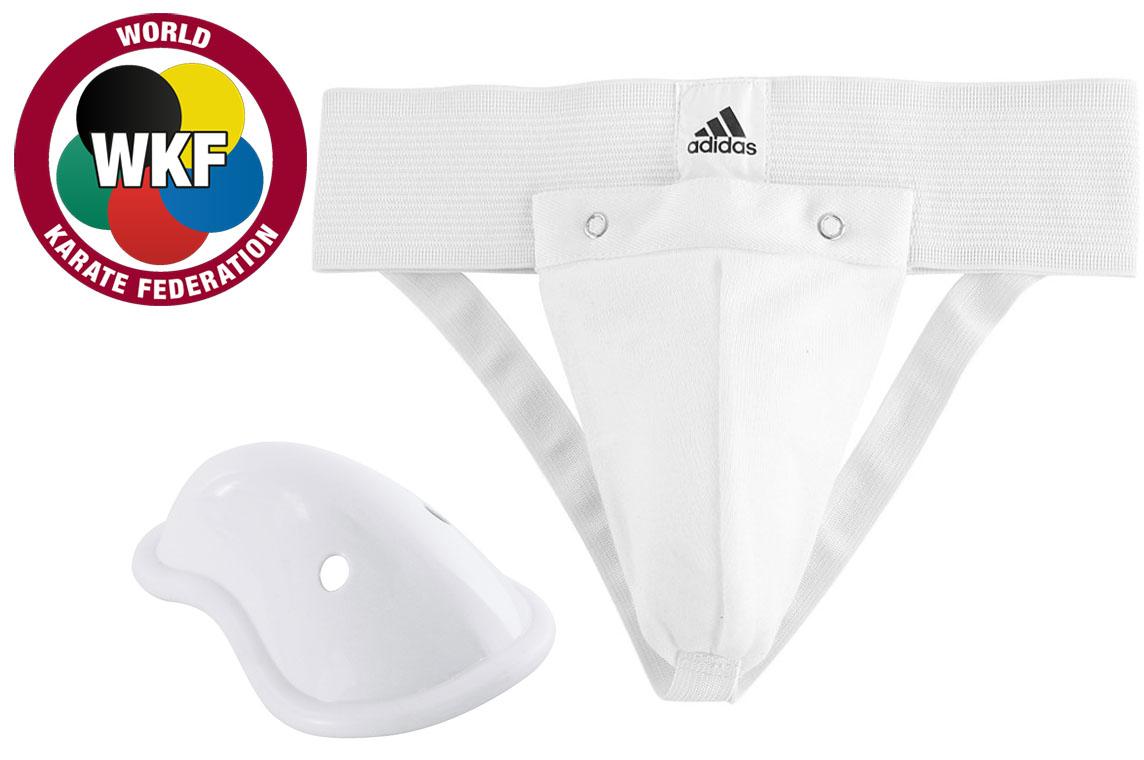 Slip pour coquille coton avec coquille, ADIBP06, Adidas