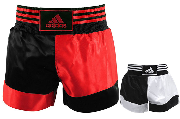 Short Kick Boxing Bicolore - ADISKB01, Adidas