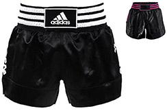 Short boxe thaï, ADISTH01, Adidas