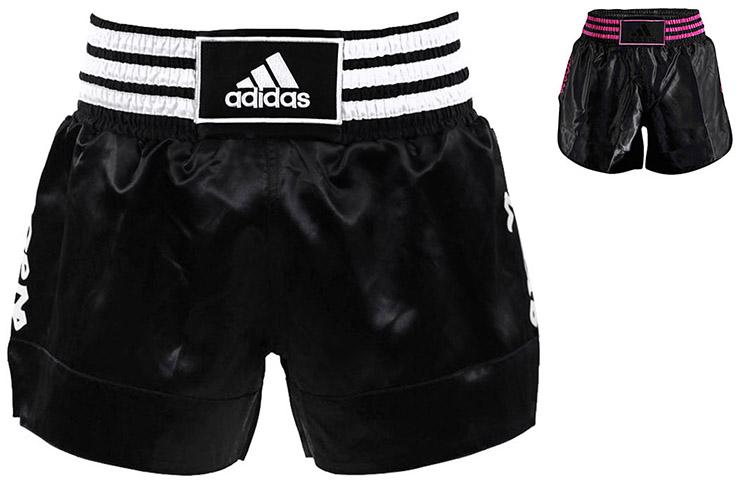 muay thai boxing short adisth01 adidas. Black Bedroom Furniture Sets. Home Design Ideas