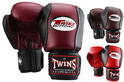 Boxing Gloves, Retro - BGVL7, Twins