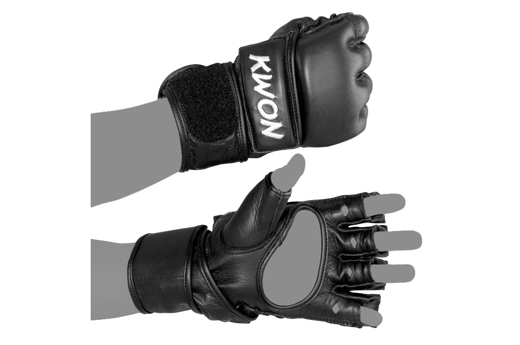 Gants Cuir ''Ultimate Glove'', Kwon