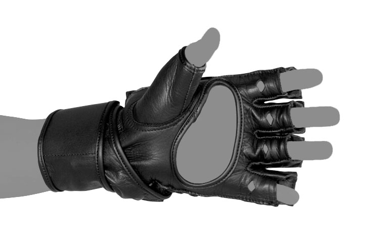 Leather Gloves ''Ultimate Glove'', Kwon