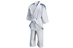 [Destock] Kimono de Judo - Évolution Taille 150-160 ''J180E'', Adidas