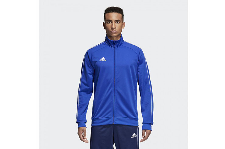 Zipped Jacket, Slim - CV3563, Adidas