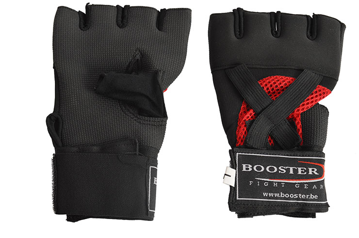 Guantes gel, Booster