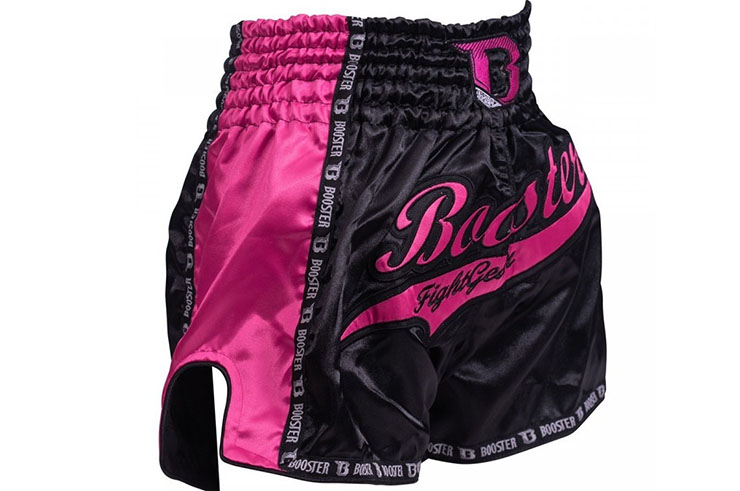 Muay Thai Boxing Shorts TBT Slugger, Booster