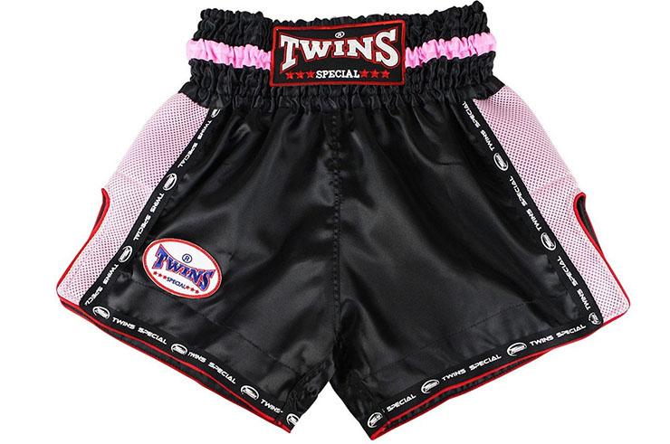 Short Muay Thai TTBL 73, Twins
