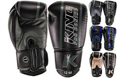 Gants de Boxe Cuir - Elite, King