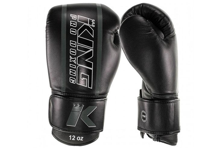 Guantes de Boxeo Cuero Elite, King