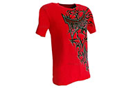 T-Shirt Rouge, Tapout