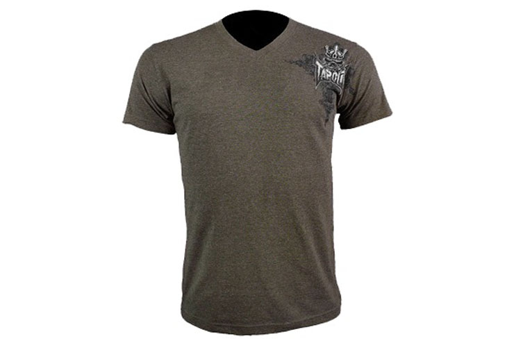 "T-Shirt Kahki ""Skull King"", Tapout"