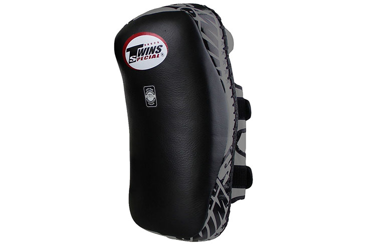 Curved Muay Thaï Leather Pads TKP - Twins (Pair)