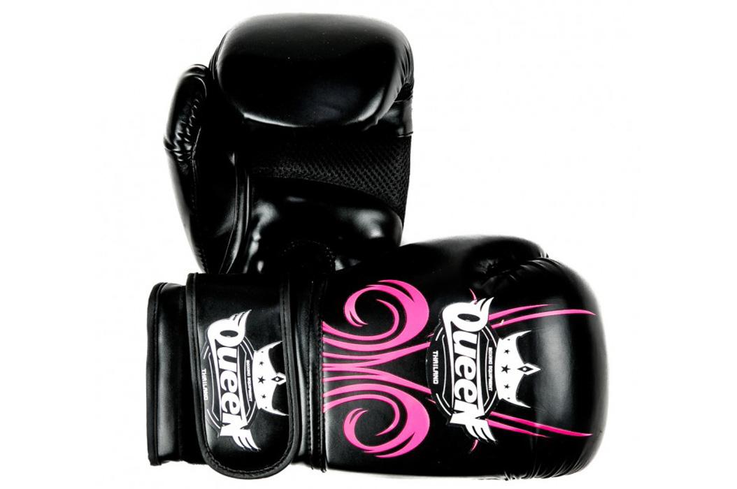 Gants de Boxe Femme Entraînement, QBG FANTASY 3, Queen