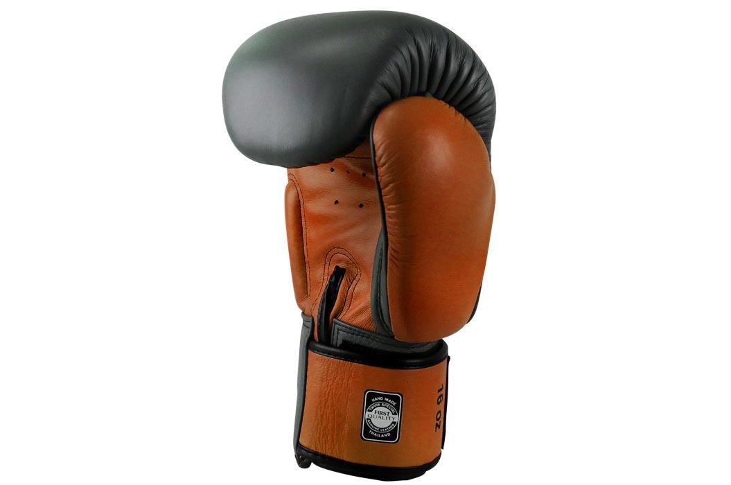 boxing gloves retro leather twins. Black Bedroom Furniture Sets. Home Design Ideas