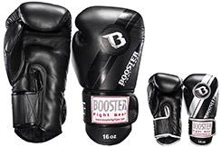 Gants de Boxe Cuir BGL1 V3, Booster