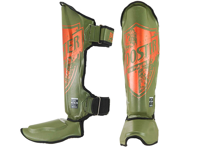 Shin Pads - BSG Pro Shield, Booster