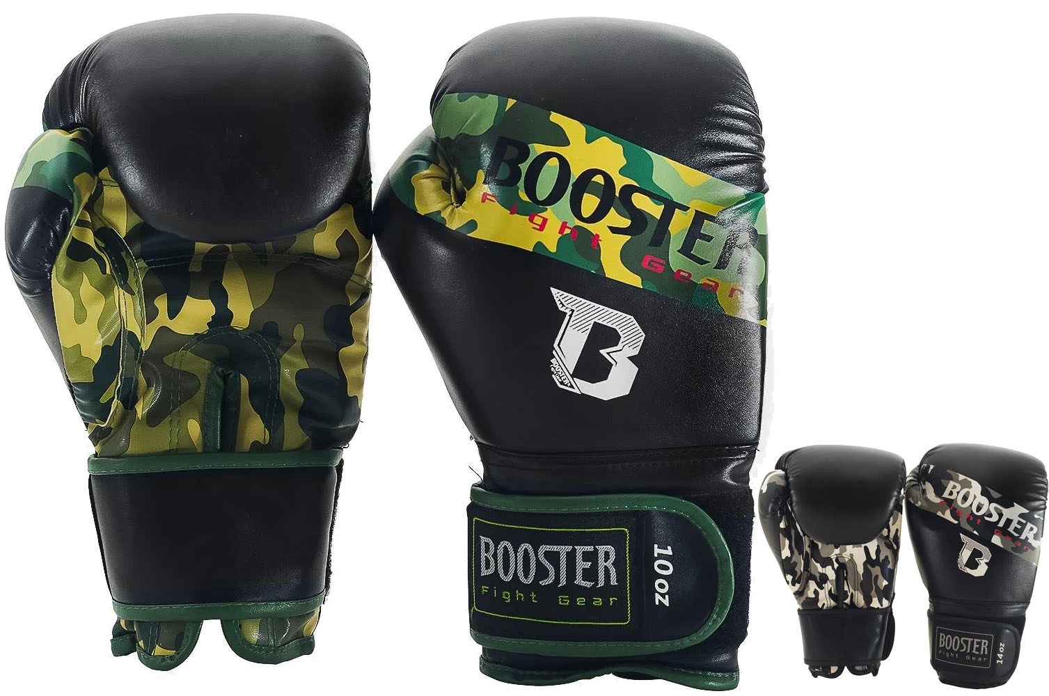 "Gants de Sparring ""BT STRIPE"", Booster"