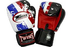 "Boxing Gloves ""FANTASY THAI FLAG"", Twins"