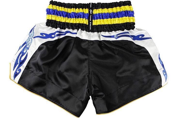 Muay Thai Boxing Shorts - TTBL 71 Fancy, Twins